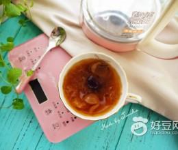 桂圆银耳红枣甜汤