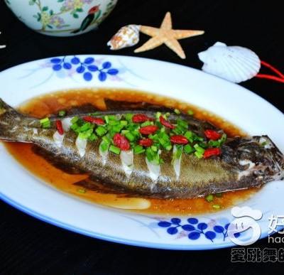 清蒸舌鳎鱼