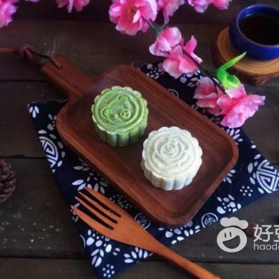 冰皮月饼-豆沙做法