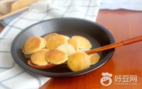 蛋黄奶粉小饼干