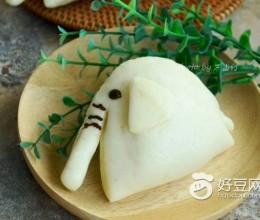 金沙奶黄大象包