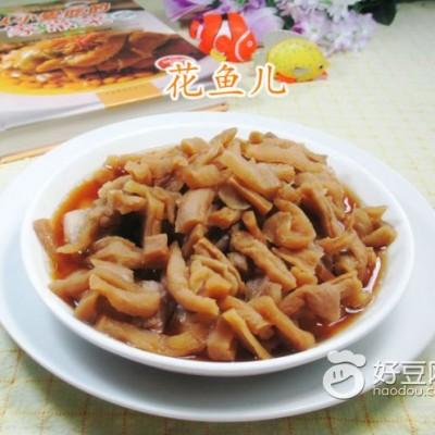 蘿卜干蒸五花肉