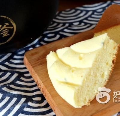 電飯煲做蛋糕的方法-百香果蛋糕
