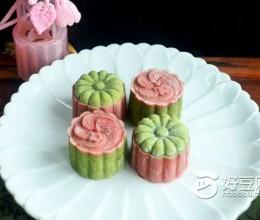 桃山松仁奶黄月饼