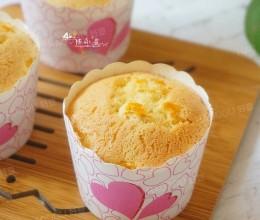 橙皮海绵蛋糕杯
