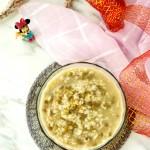 绿豆燕麦粥