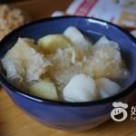 #润秋燥#鲜淮山红薯糖