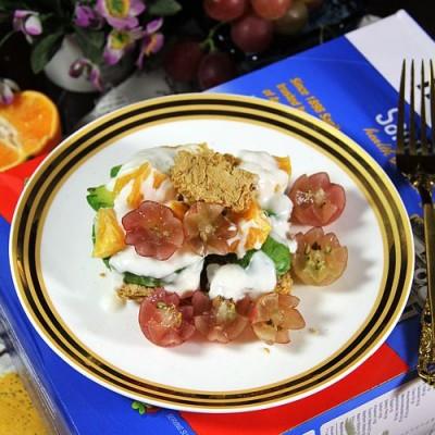 低脂营养早餐
