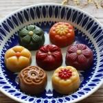 橄欖油桃山皮月餅