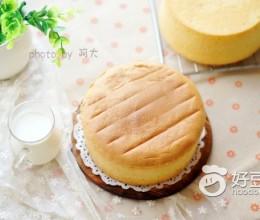6寸戚风蛋糕