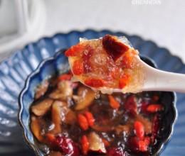 红枣枸杞炖燕窝