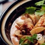 南乳芋头焖陈皮骨