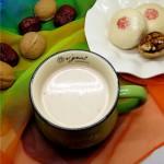 蔓越莓核桃牛奶