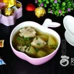 雪莲果排骨汤
