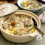 白菜羊骨汤水饺