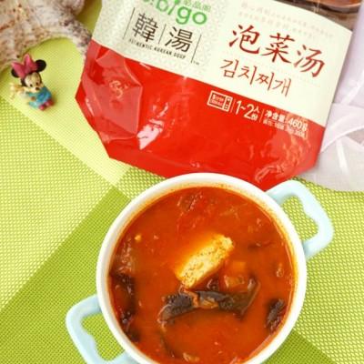韩式泡菜汤