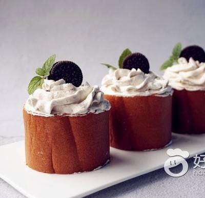 奧利奧蛋糕卷