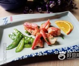 阿根廷红虾荷兰豆