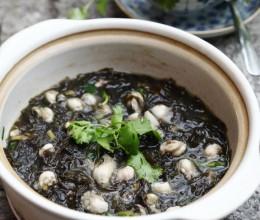 紫菜海蛎煲
