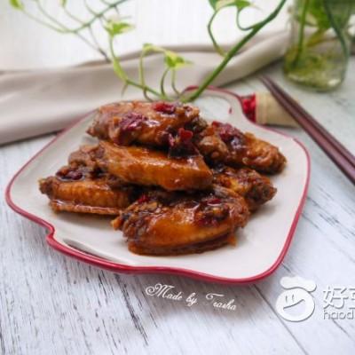 鸡中翅的做法大全-香辣鸡中翅