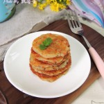电饼铛食谱-土豆鳕鱼饼