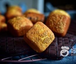 红豆脆皮小蛋糕