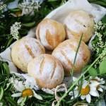 葡萄干面包球