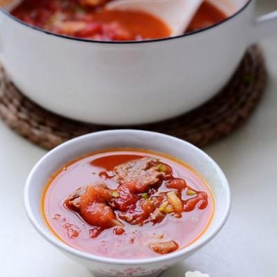 电压力锅食谱-番茄牛肉