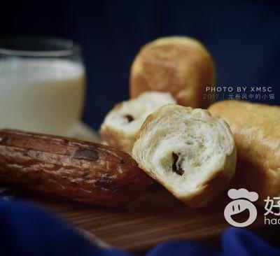 哈尔滨风味小面包