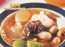 鲜香百菇汤