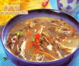 菜谱:盎司鱼莼菜汤的做法