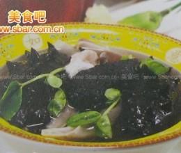 菜谱:何首乌刺参汤的做法