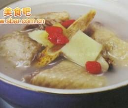 菜谱:北芪杞子炖乳鸽的做法