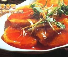 菜谱:锅塌西红柿的做法