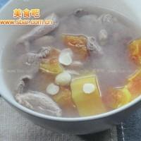 菜譜:潤燥健脾湯的做法