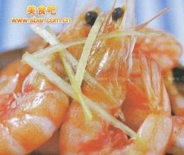 菜谱:卤水青虾的做法