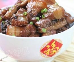 笋干梅菜五花肉