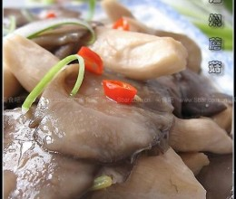 蚝油焖蘑菇