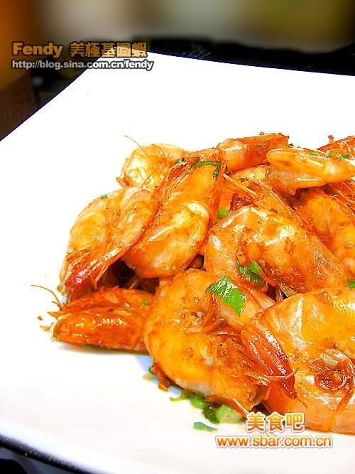 美极基围虾