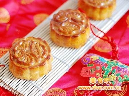 2007月饼秀广式小月饼的做法 2007月饼秀广式小月饼的家常做法 2007