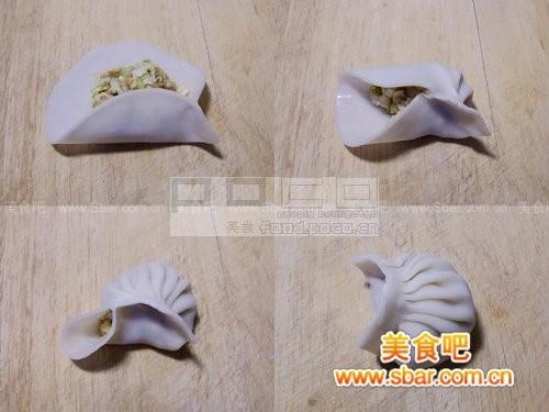 饺子的若干种包法的做法【图解】_饺子的若干种包法的