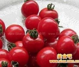 樱桃番茄 简单营养菜
