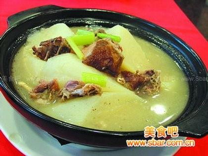 老通城 独特的名吃 三鲜豆皮
