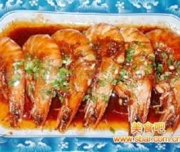 给你吃动力:干烧对虾