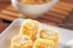香甜可口的奶油玉米做法
