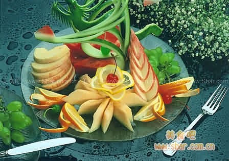 秋季水果对症吃