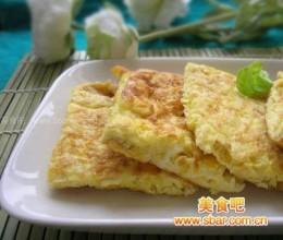 黄油甜玉米蛋