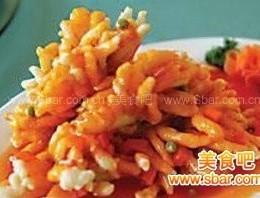 美味:泰汁菊花鱼