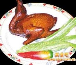 不怕禽流感的烧乳鸽的做法
