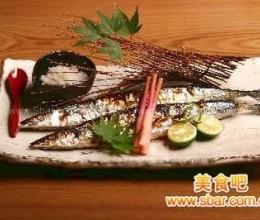 教你做吃不腻的柠檬秋刀鱼